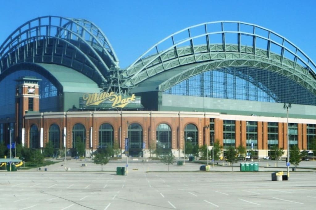 Miller Park/Brewer Approximately 15 minutes