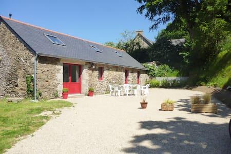La Grange de Saint-Tugdual - Plouzévédé - 度假屋