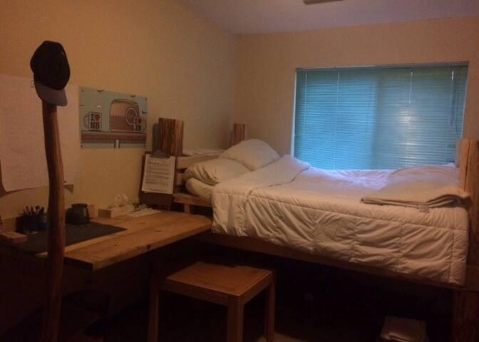 1 private room in Squamish - Squamish - Huoneisto