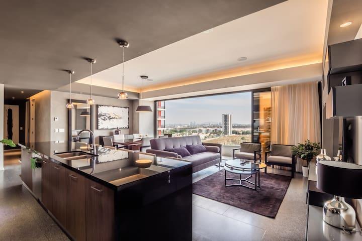 "Luxury apartment  in ""La Toscana"" close to Andares"