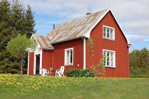 Holidayhouse in Aha  - Swedish Lapland
