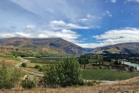 Bannockburn Panoramic View