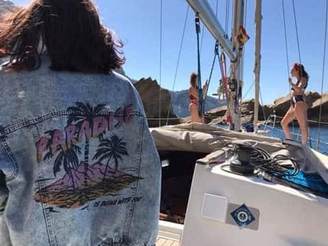 Formentera beautiful boat , bed & breakfast