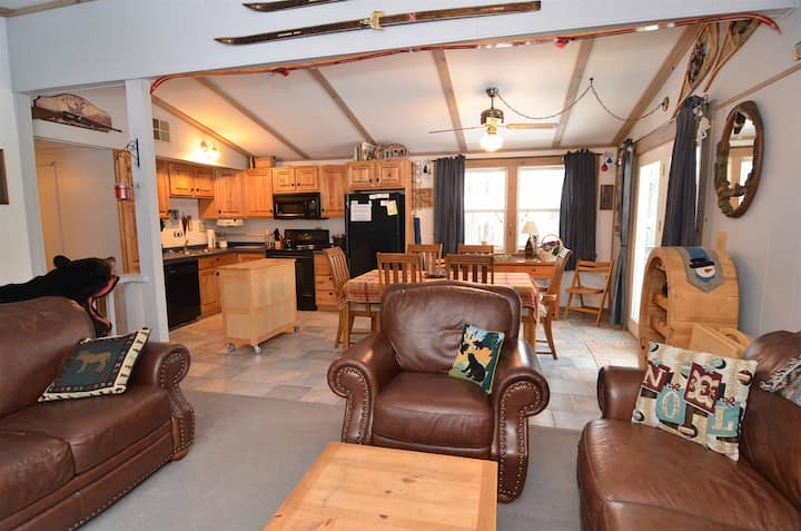Nordmor Cabin Rental ~ Cable, WI - Hosted by North Country Vacation Rentals