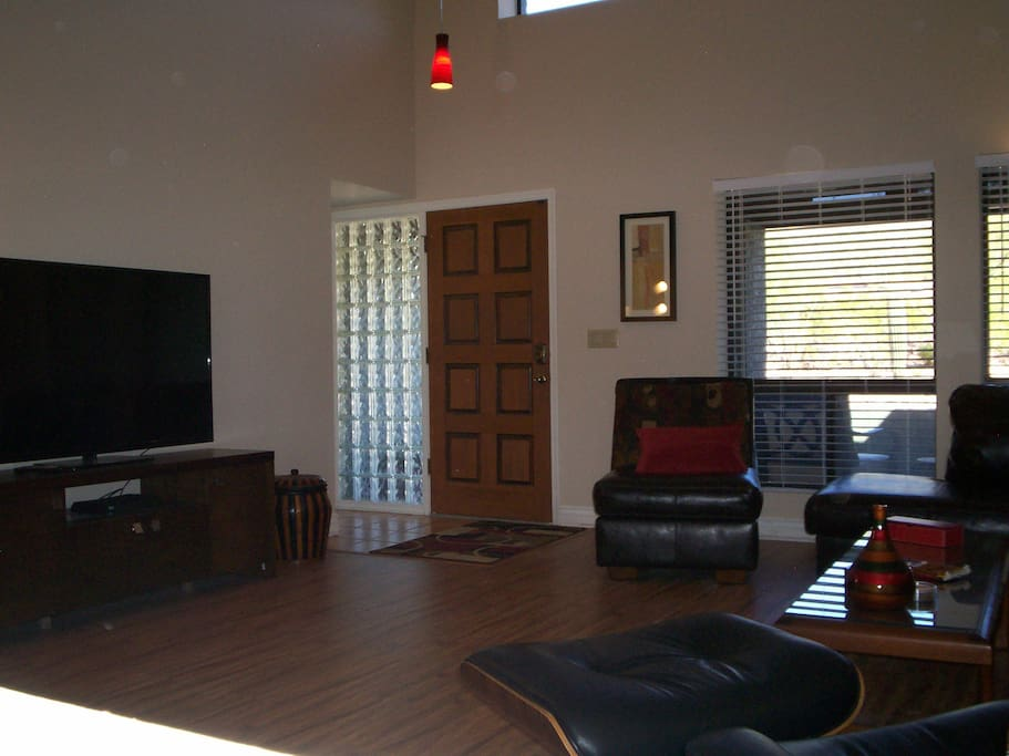 Another view of living room.