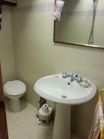 Appartamentino rustico poggio moiano - Poggio Moiano - Appartement