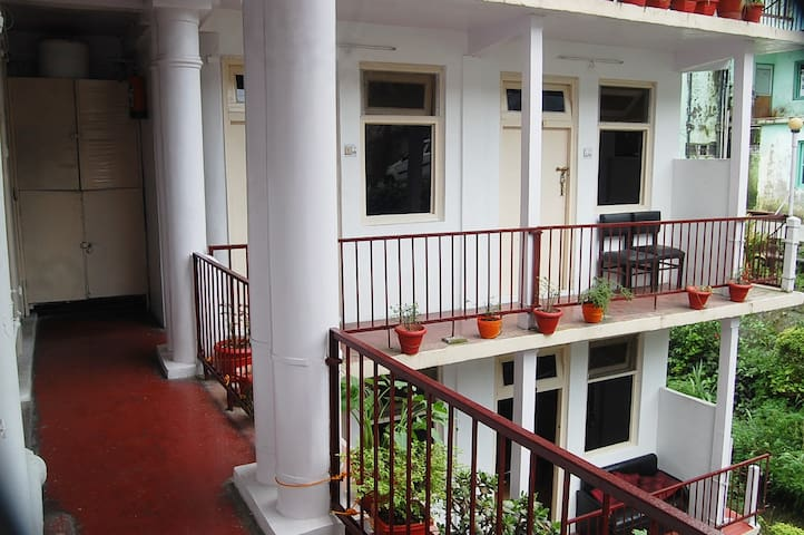 Heritage property in Nainital near Bus stand