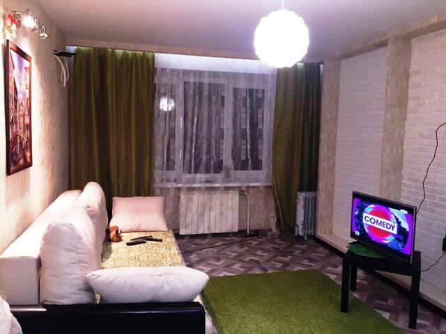 Уютная, чистая , комфортная квартира .