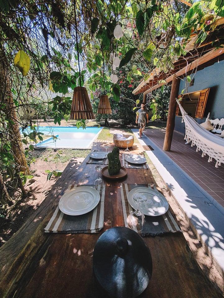Casa PRIMAVERA - condomínio Coqueiral