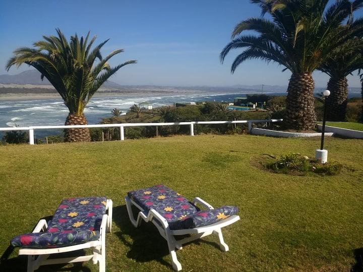 Casa Don Rene, playa de Ritoque