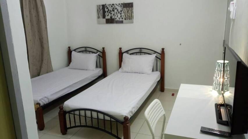 #Private room#Jonker/MITC/town 15min@MalimJaya 2px