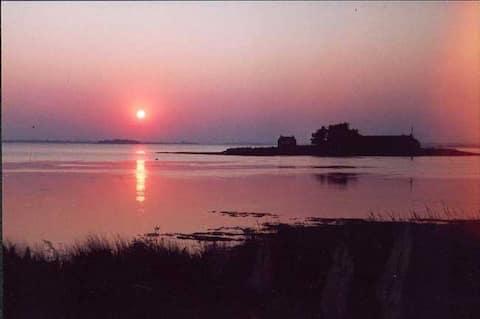 Le Cottage bord de mer, vue panoramique & jacuzzi