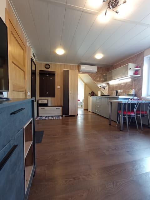 Willow studio apartment in Klaipeda Oldtown