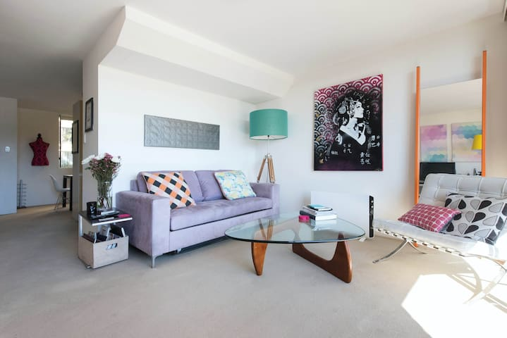 Spacious. Views. Light. Proximity. - Potts Point - Appartement