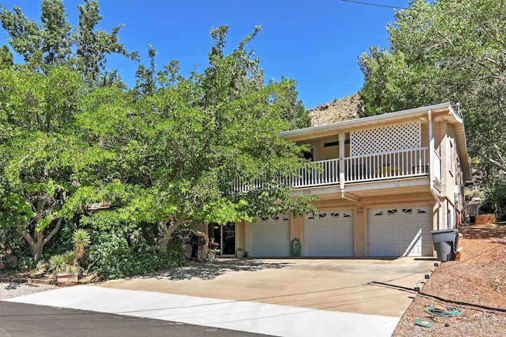 2BR Toquerville Apartment w/Views of Pine Mountain