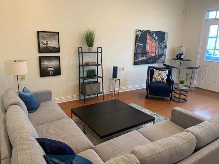 Luxury Townhome Downtown - Union Square Erie #1205