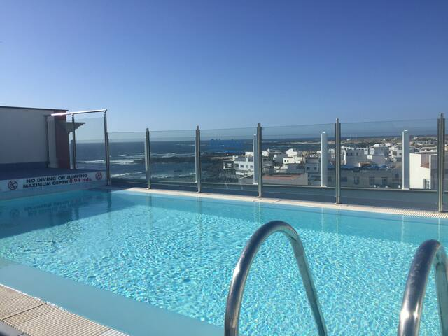 OLIASTUR 4 person in 2 bedroom apartment - El Cotillo - Flat