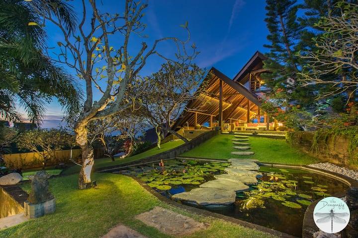 Uluwatu Luxury Villa Villa Dragonfly Villas For Rent In South Kuta Bali Indonesia