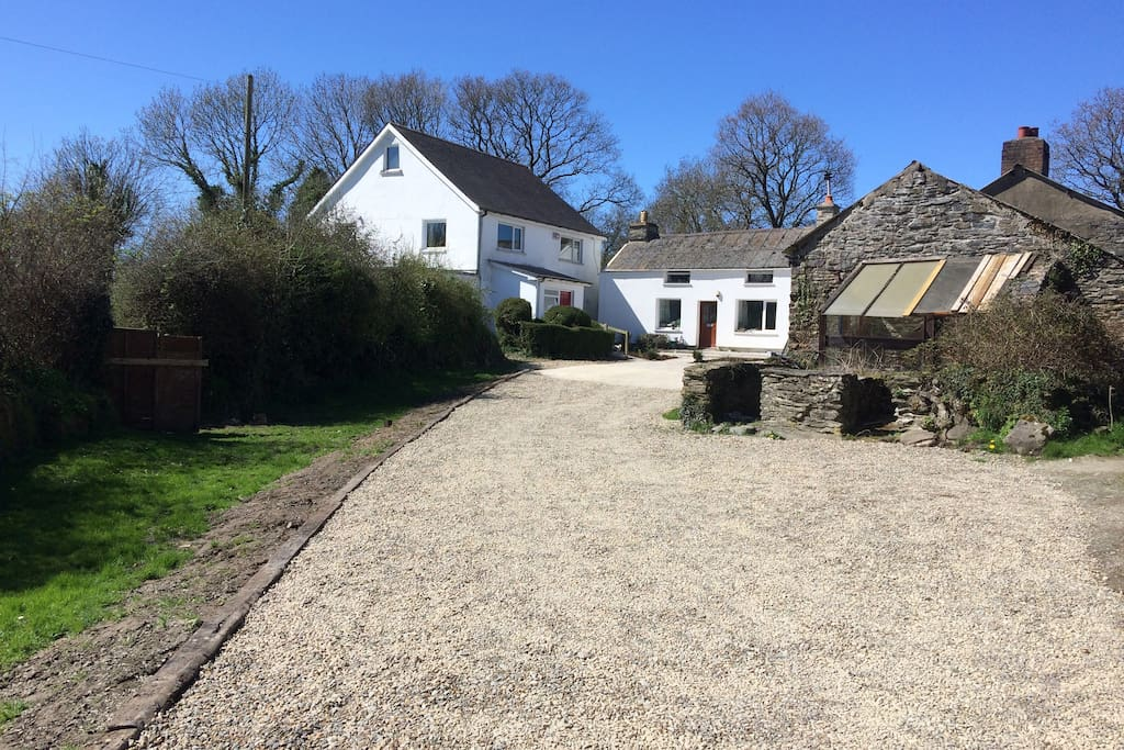Family Holiday Home in Farmyard setting