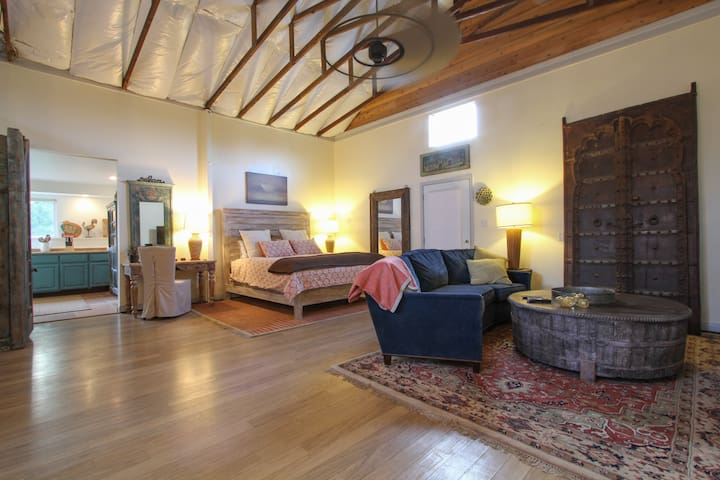 Heart of the Dry Creek Valley Studio - Healdsburg - Guesthouse