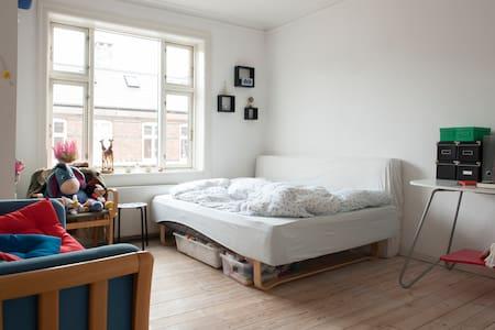 Dejlig lys lejlighed i København s - København  - Wohnung