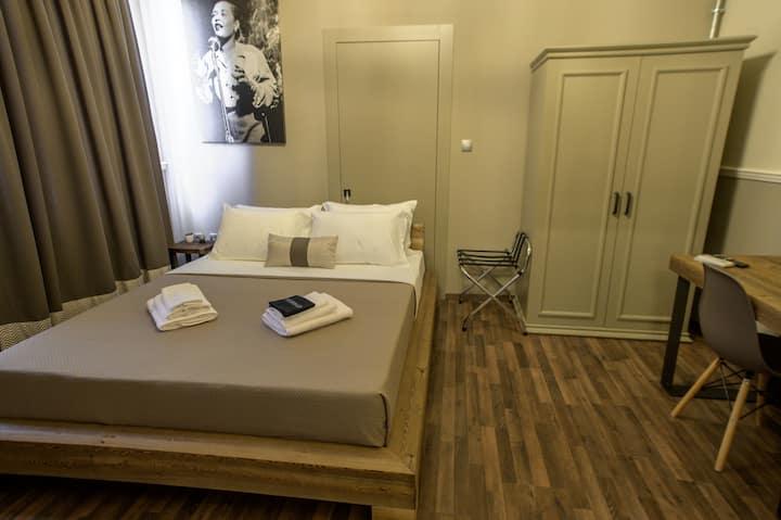 City Lofts apartment 5