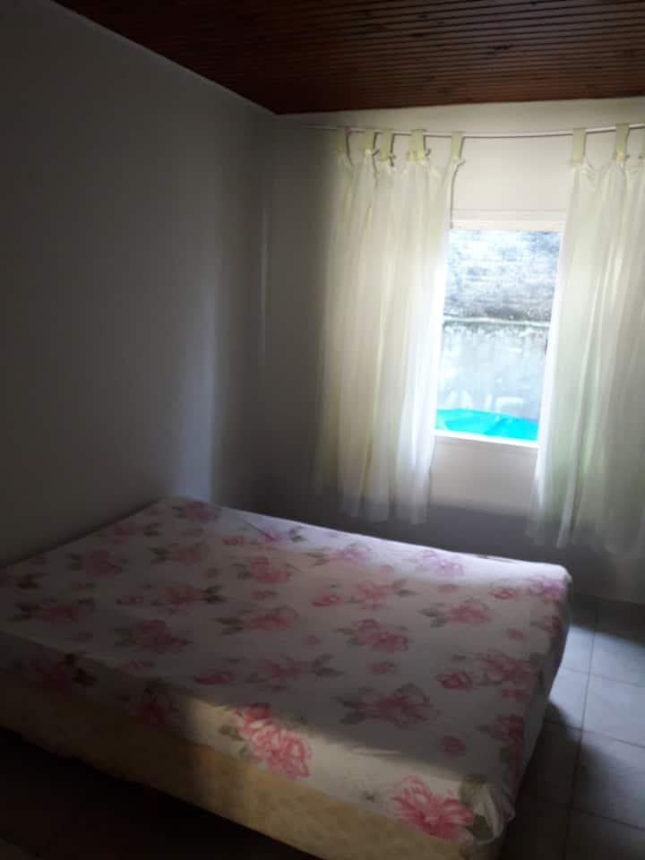 Casa verde para alugar em Gravatá Penha SC