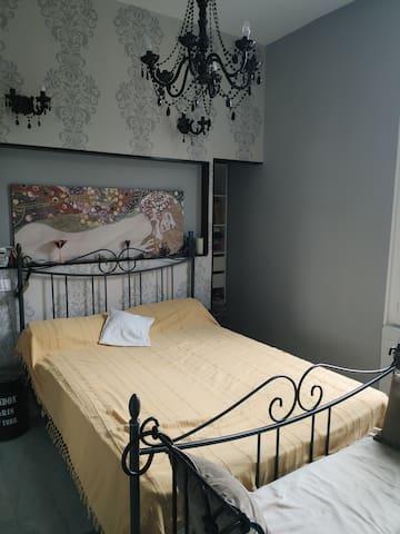 Chambre Klimt