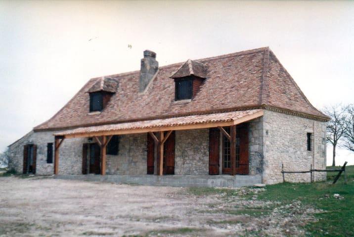 Périgourdine en Périgord Pourpre, sud Périgord - Boisse - Casa
