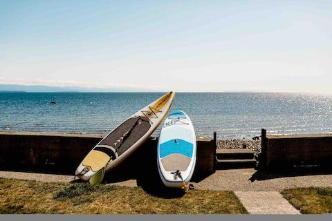 Stories Beach Ocean Front 2 Bdrm Suite W/Hot Tub