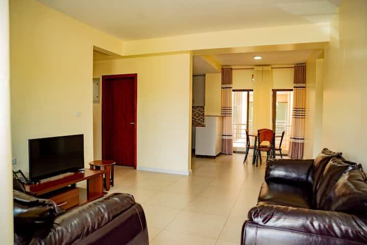 KIGALI:Superbe Appartement très équipé et agréable