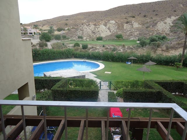 Apartment on Valle del Este golf resort