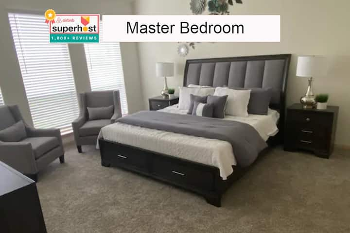 Greater Houston area 17 beds