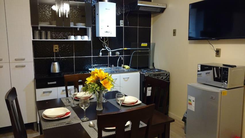 """Cabaña """"Como en Casa"""""""
