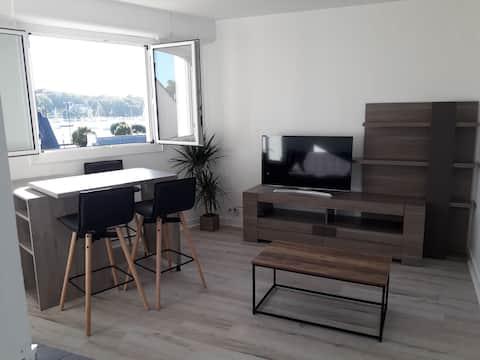 Joli appartement vue sur mer Bénodet