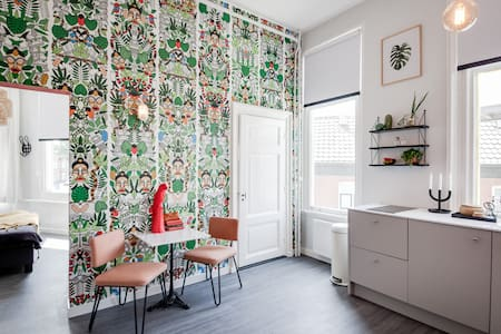 Scheveningen Beach Apartment 4