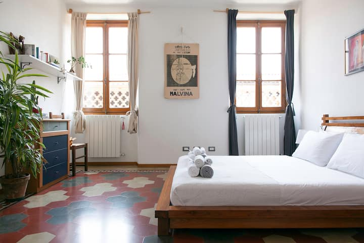 "Buonocore Guesthouse, room ""Franz"""
