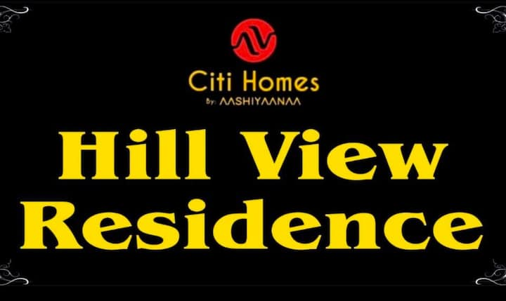 CITY HOMES HILL VIEW RESIDENCE (1st Floor Rm 1/2/3