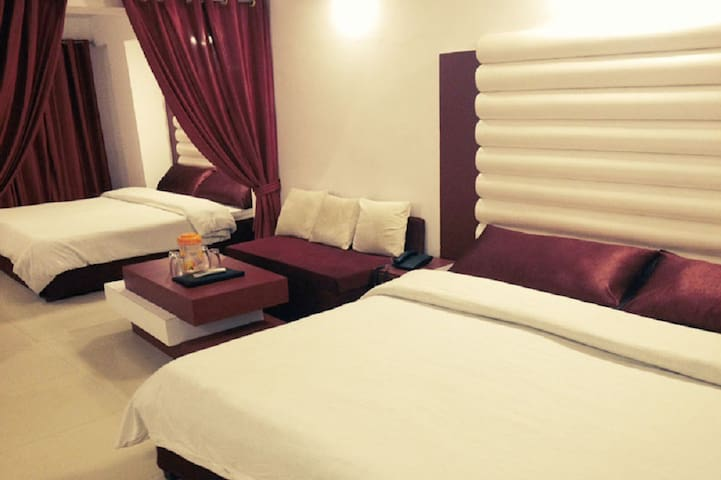 Deluxe Room (Ashirwad Hotel and Spa)