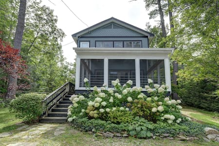 Lake House in the Heart of the Berkshires