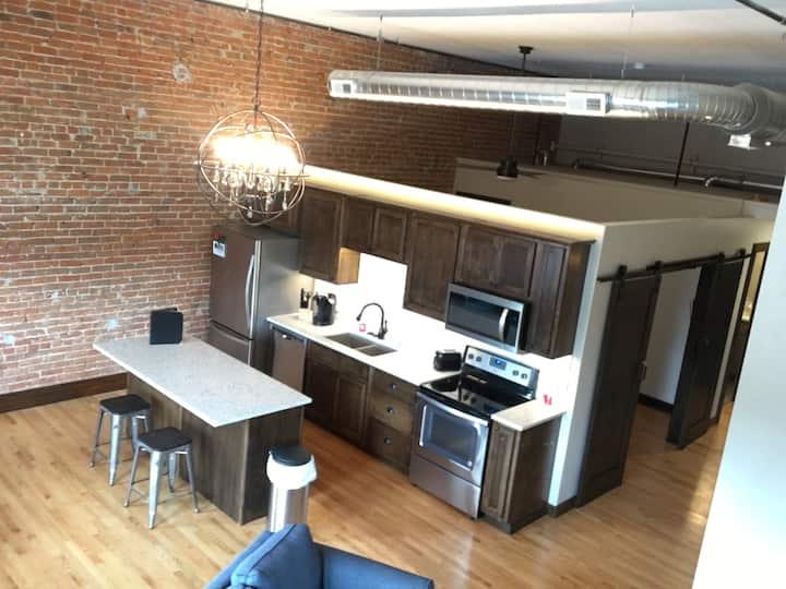 Main Street Studio Apartment