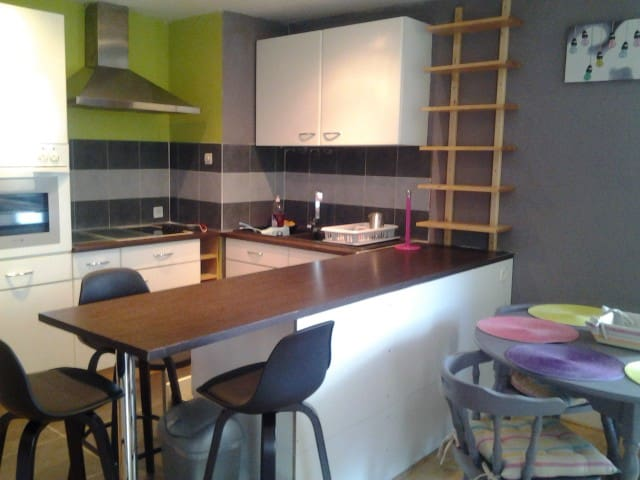 Loue appartement Loos  jusque 3mois - Loos - Apartment