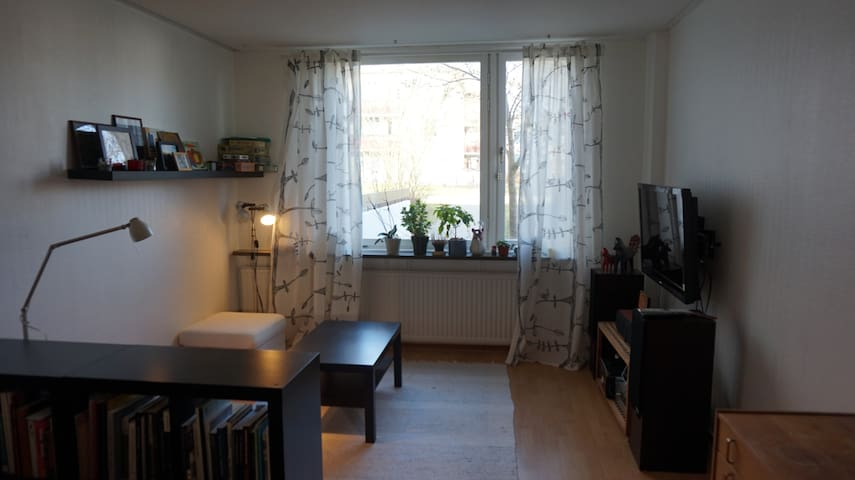 M&M B&B Nice two room apartment in Lund - Lund - Apartemen