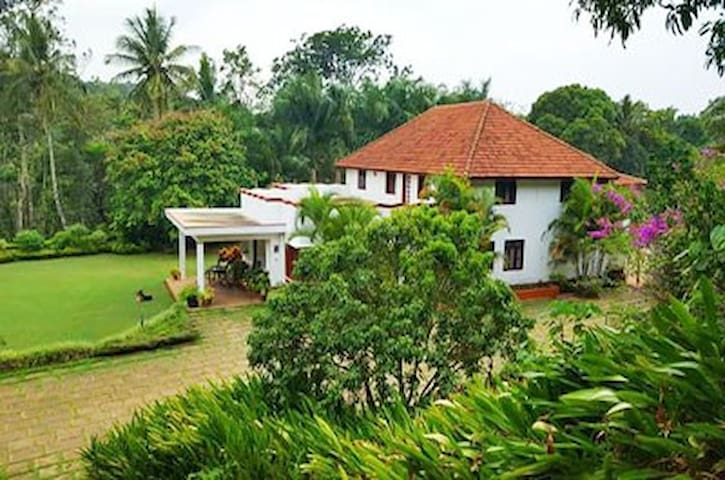 The Bungalow - Homestay In Sakleshpur 10% off