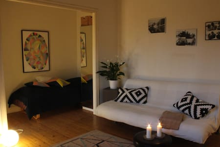Cosy apartment close to the zoo - Frederiksberg