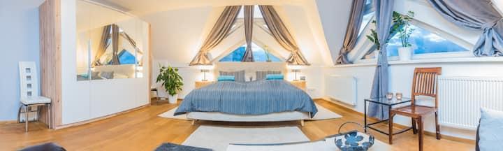 Prater Sky Lodge Vienna - Ambassadors Theme