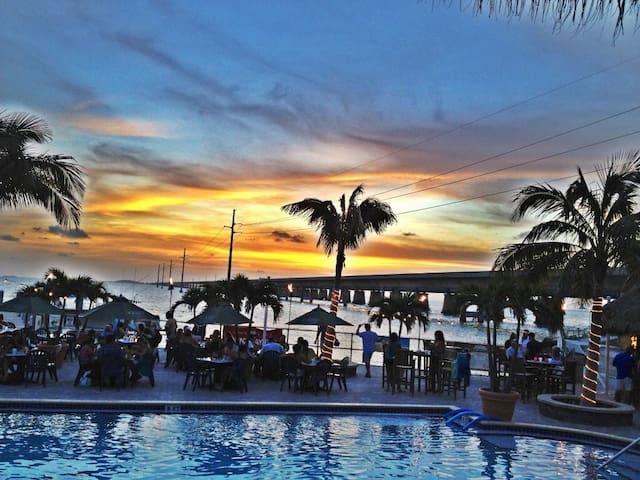 #1 Marathon FL Family island vacation home