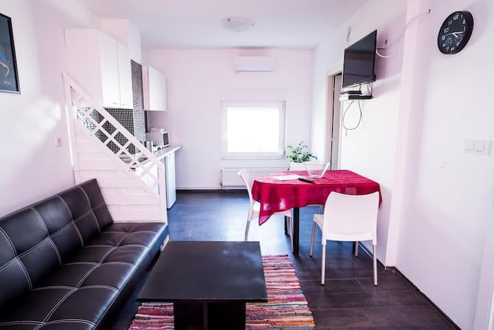 Studio Apartment with Terrace Marija