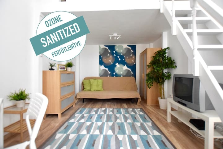 Budget Apartment by Hi5 - Ruin Bar Distr. (050)