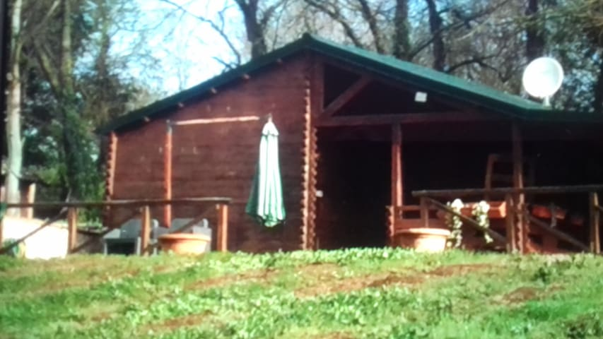 Chalet in collina a Sezze
